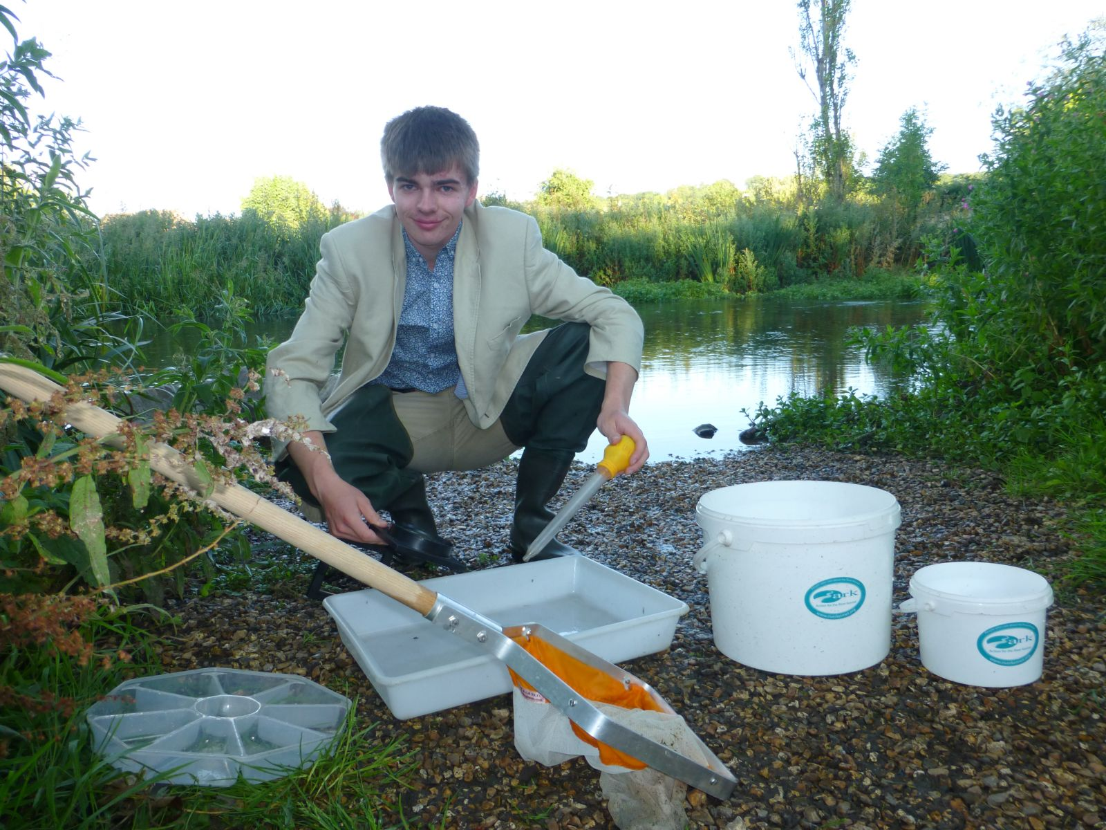 Riverfly monitoring