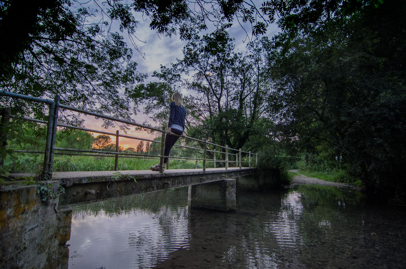 Image of Ramsbury Triangle - ARK Photography competition winner Simon Baker
