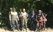 Action for the River Kennet and Anglers team up to clean river