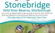 STOP PRESS: Bird Ringing at Stonebridge Saturday 27th February